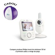 Philips Avent Monitor video digital pentru copii SCD630/52