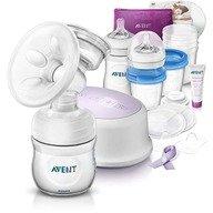 Philips Avent Natural - Set pentru hranire cu lapte matern