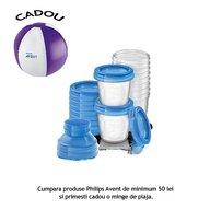 Philips Avent Recipiente de stocare a laptelui matern
