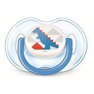 Philips Avent Suzeta design pentru baieti 0-6 luni