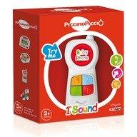 Telefon pentru copii cu efecte sonore Piccino Piccio