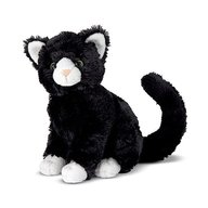 Melissa & Doug Pisica Din Plusidnight Cat