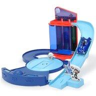 Dickie Toys - Pista de masini  Eroi in Pijama Control Centre cu 1 masinuta si 1 figurina