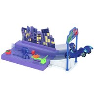 Dickie Toys - Pista de masini Eroi in Pijamale Night Mission