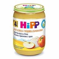 HiPP - Piure Fruct&Cereale, piersica-mar cu orez, 190 gr