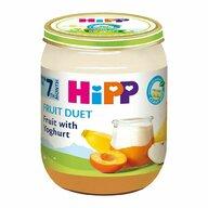 HiPP - Piure de fructe cu iaurt, 160 gr