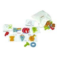 Plan Toys - Alfabetul de la A la Z