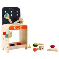 Plan Toys - Masa de lucru pentru micii mesteri