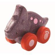 Plan Toys - Masinuta dinozaur, culoare mov