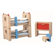 Plan Toys - Mobilier pentru casuta papusii - children's room