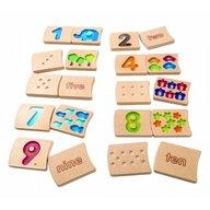 Plan Toys - Sa invatam sa numaram