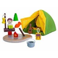 Plan Toys - Set Camping pentru copii