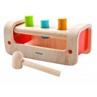 Plan Toys Set cu ciocan si nicovala pentru copii