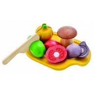 Plan Toys - Set cu legume asortate