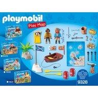 Playmobil - Plansa de joaca - Aventura piratilor