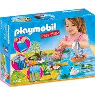 Playmobil - Plansa de joaca - Gradina zanei