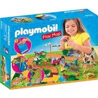 Playmobil - Plansa de joaca - Plimbare cu caluti