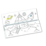 Djeco - Planse de desenat Ascunselea