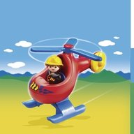Playmobil - Elicopterul pompierilor