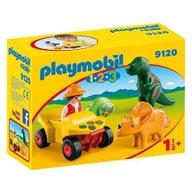 Playmobil - Explorator cu dinozaur