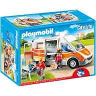 Playmobil - Ambulanta cu lumini si sunete