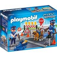 Playmobil - Blocaj rutier al politiei