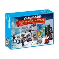 Playmobil - Calendar Craciun - Operatiunea politiei
