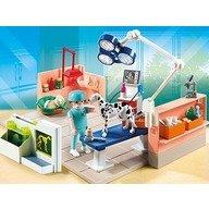 Playmobil Camera de examinare pentru animale