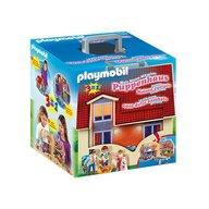 Playmobil - Casa de papusi mobila
