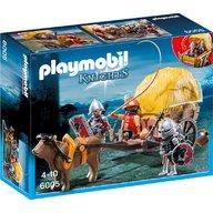 Playmobil - Cavaleri soim cu trasura camuflata