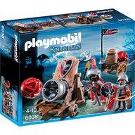 Playmobil - Cavaleri soim cu tun de batalie