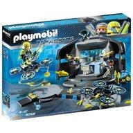 Playmobil - Centrul de comanda - Dr. Drone