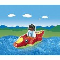 Playmobil  Copil cu barca