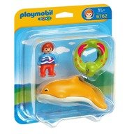 Playmobil  Copil cu delfin