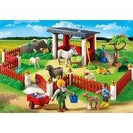 Playmobil Curtea clinicii veterinare