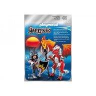 Playmobil Dragonul Focului cu luptator