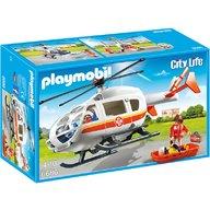 Playmobil - Elicopter medical de urgenta