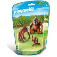 Playmobil - Familie de urangutani