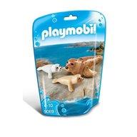 Playmobil - Foca si puii sai