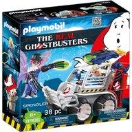 Playmobil - Ghostbuster - Spengler si masinuta