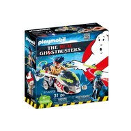 Playmobil - Ghostbuster - Stantz si motocicleta