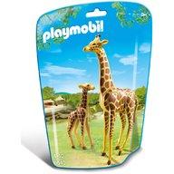 Playmobil - Girafa cu pui