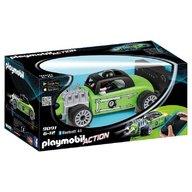 Playmobil - Masina de curse cu telecomanda, verde