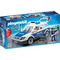Playmobil - Masina de politie cu lumina si sunete