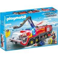 Playmobil - Masina de pompieri a aeroportului