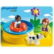 Playmobil  Mini piscina