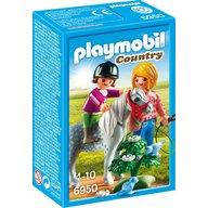 Playmobil - Plimbare cu poneiul