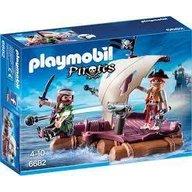 Playmobil - Pluta cu pirati