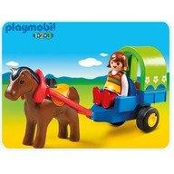 Playmobil  Ponei cu trasura