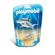 Playmobil - Rechin-ciocan cu pui